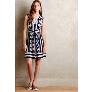 Maeve sennebec sleeveless dress/Anthro